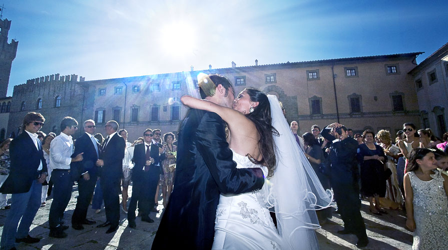 Wedding Photographer in Arezzo - Tuscany