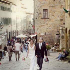 Wedding Photographer of Arezzo