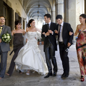 Wedding Photography of Arezzo