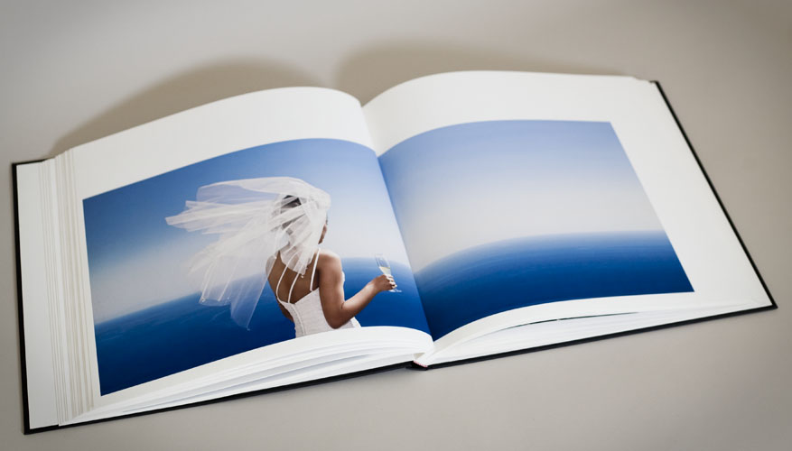 Wedding Photobook Fine Art