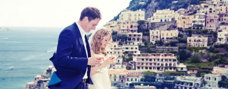 matrimoni in Positano