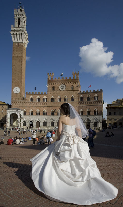 matrimonio in Siena